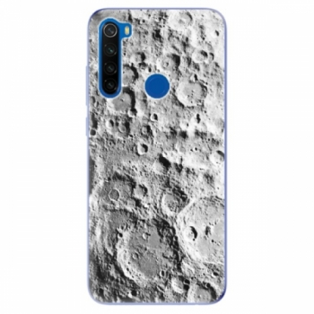 Odolné silikonové pouzdro iSaprio - Moon Surface - Xiaomi Redmi Note 8T