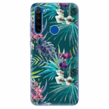 Odolné silikonové pouzdro iSaprio - Tropical Blue 01 - Xiaomi Redmi Note 8T
