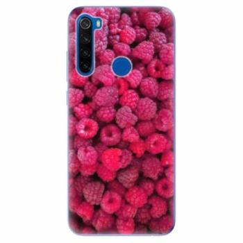 Odolné silikonové pouzdro iSaprio - Raspberry - Xiaomi Redmi Note 8T