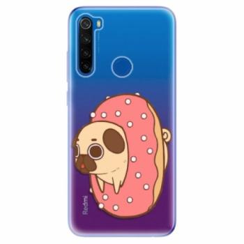 Odolné silikonové pouzdro iSaprio - Dog 04 - Xiaomi Redmi Note 8T