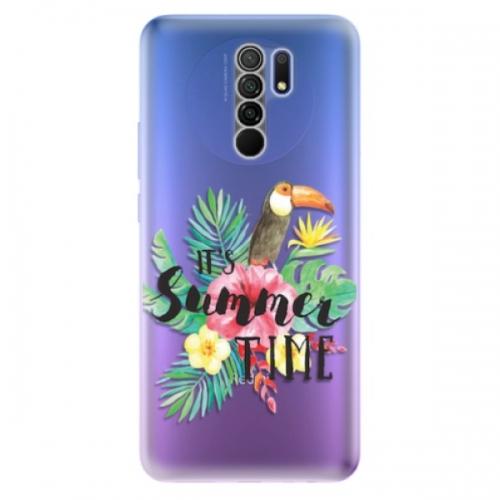 Odolné silikonové pouzdro iSaprio - Summer Time - Xiaomi Redmi 9