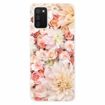 Odolné silikonové pouzdro iSaprio - Flower Pattern 06 - Samsung Galaxy A02s