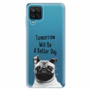 Odolné silikonové pouzdro iSaprio - Better Day 01 - Samsung Galaxy A12