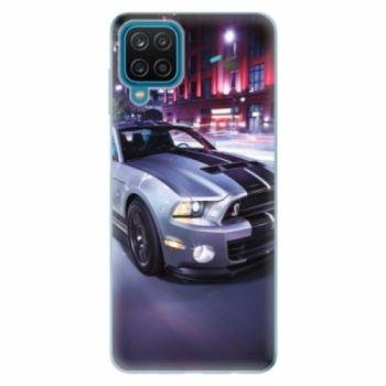 Odolné silikonové pouzdro iSaprio - Mustang - Samsung Galaxy A12
