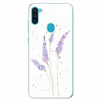 Odolné silikonové pouzdro iSaprio - Lavender - Samsung Galaxy M11