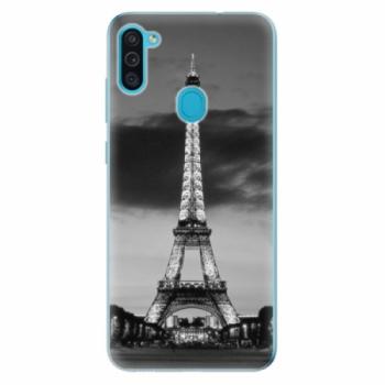 Odolné silikonové pouzdro iSaprio - Midnight in Paris - Samsung Galaxy M11