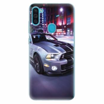 Odolné silikonové pouzdro iSaprio - Mustang - Samsung Galaxy M11