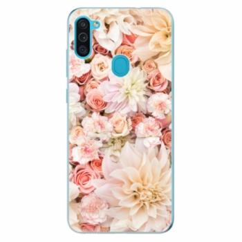 Odolné silikonové pouzdro iSaprio - Flower Pattern 06 - Samsung Galaxy M11