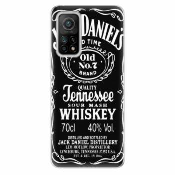 Odolné silikonové pouzdro iSaprio - Jack Daniels - Xiaomi Mi 10T / Mi 10T Pro