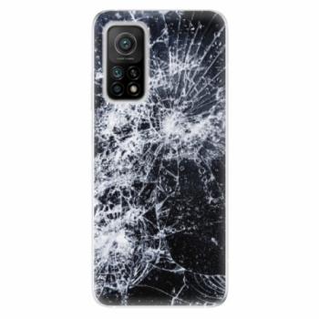 Odolné silikonové pouzdro iSaprio - Cracked - Xiaomi Mi 10T / Mi 10T Pro
