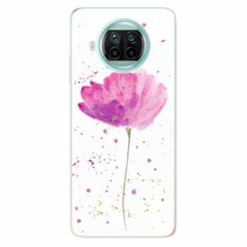 Odolné silikonové pouzdro iSaprio - Poppies - Xiaomi Mi 10T Lite
