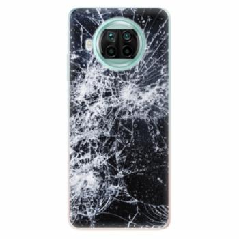 Odolné silikonové pouzdro iSaprio - Cracked - Xiaomi Mi 10T Lite