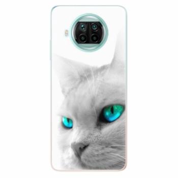 Odolné silikonové pouzdro iSaprio - Cats Eyes - Xiaomi Mi 10T Lite