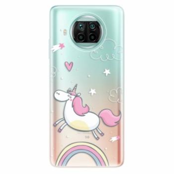 Odolné silikonové pouzdro iSaprio - Unicorn 01 - Xiaomi Mi 10T Lite