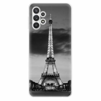 Odolné silikonové pouzdro iSaprio - Midnight in Paris - Samsung Galaxy A32 5G