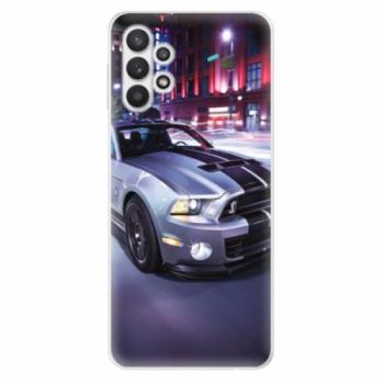 Odolné silikonové pouzdro iSaprio - Mustang - Samsung Galaxy A32 5G