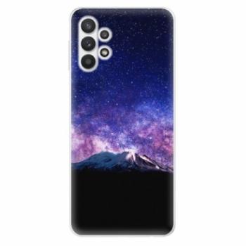 Odolné silikonové pouzdro iSaprio - Milky Way - Samsung Galaxy A32 5G