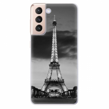Odolné silikonové pouzdro iSaprio - Midnight in Paris - Samsung Galaxy S21
