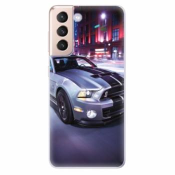 Odolné silikonové pouzdro iSaprio - Mustang - Samsung Galaxy S21
