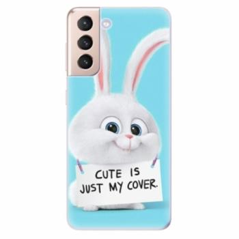 Odolné silikonové pouzdro iSaprio - My Cover - Samsung Galaxy S21