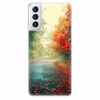 Odolné silikonové pouzdro iSaprio - Autumn 03 - Samsung Galaxy S21+