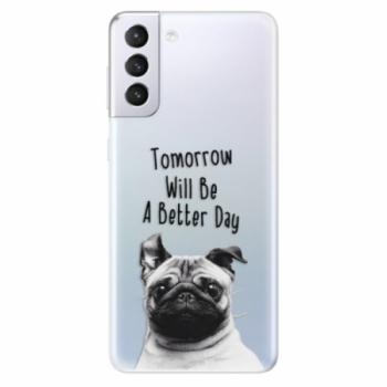 Odolné silikonové pouzdro iSaprio - Better Day 01 - Samsung Galaxy S21+