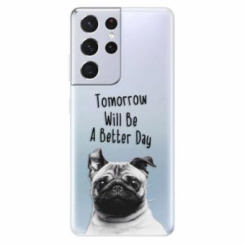 Odolné silikonové pouzdro iSaprio - Better Day 01 - Samsung Galaxy S21 Ultra