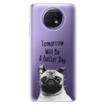 Odolné silikonové pouzdro iSaprio - Better Day 01 - Xiaomi Redmi Note 9T