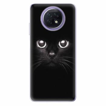 Odolné silikonové pouzdro iSaprio - Black Cat - Xiaomi Redmi Note 9T