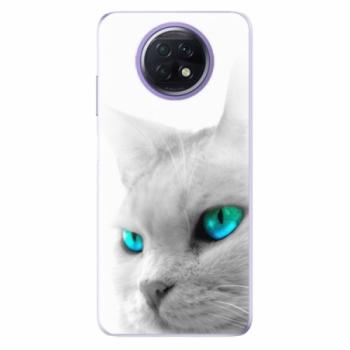 Odolné silikonové pouzdro iSaprio - Cats Eyes - Xiaomi Redmi Note 9T