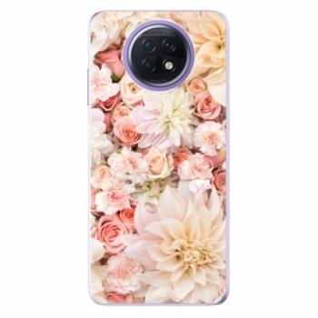 Odolné silikonové pouzdro iSaprio - Flower Pattern 06 - Xiaomi Redmi Note 9T