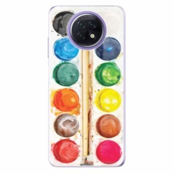 Odolné silikonové pouzdro iSaprio - Watercolors - Xiaomi Redmi Note 9T