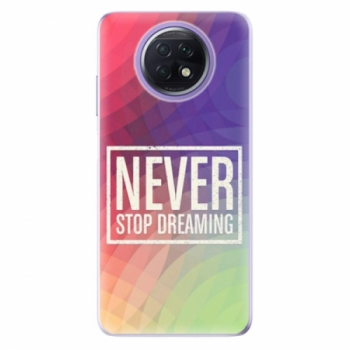 Odolné silikonové pouzdro iSaprio - Dreaming - Xiaomi Redmi Note 9T