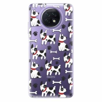Odolné silikonové pouzdro iSaprio - Dog 02 - Xiaomi Redmi Note 9T