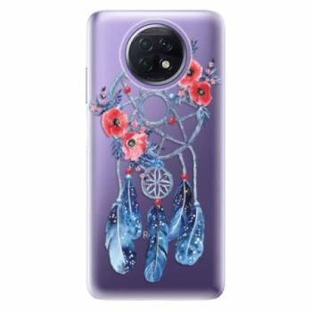Odolné silikonové pouzdro iSaprio - Dreamcatcher 02 - Xiaomi Redmi Note 9T