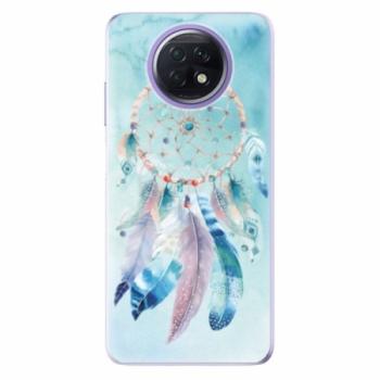 Odolné silikonové pouzdro iSaprio - Dreamcatcher Watercolor - Xiaomi Redmi Note 9T