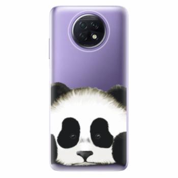 Odolné silikonové pouzdro iSaprio - Sad Panda - Xiaomi Redmi Note 9T