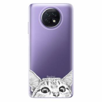 Odolné silikonové pouzdro iSaprio - Cat 02 - Xiaomi Redmi Note 9T