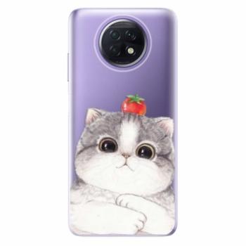 Odolné silikonové pouzdro iSaprio - Cat 03 - Xiaomi Redmi Note 9T