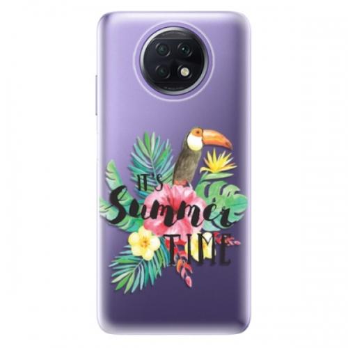 Odolné silikonové pouzdro iSaprio - Summer Time - Xiaomi Redmi Note 9T