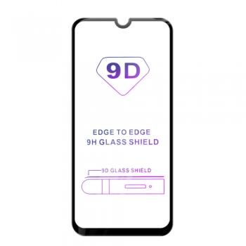 Tvrzené sklo iSaprio 9D BLACK pro Samsung Galaxy A12
