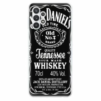 Odolné silikonové pouzdro iSaprio - Jack Daniels - Samsung Galaxy A32