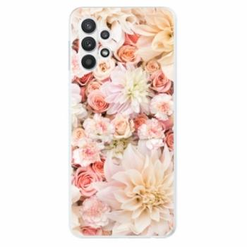 Odolné silikonové pouzdro iSaprio - Flower Pattern 06 - Samsung Galaxy A32