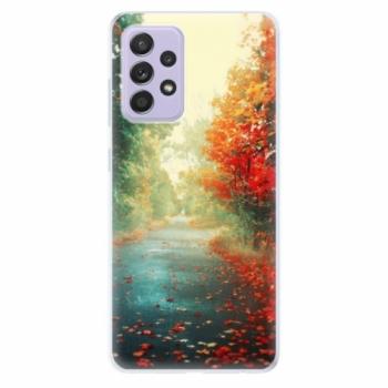 Odolné silikonové pouzdro iSaprio - Autumn 03 - Samsung Galaxy A52/A52 5G