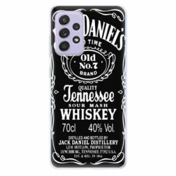 Odolné silikonové pouzdro iSaprio - Jack Daniels - Samsung Galaxy A52/A52 5G
