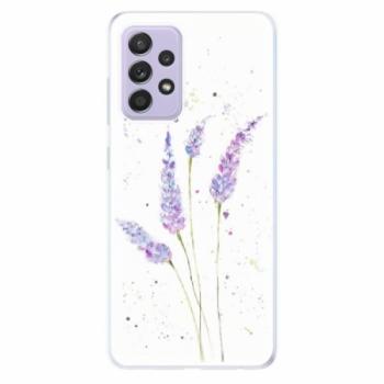 Odolné silikonové pouzdro iSaprio - Lavender - Samsung Galaxy A52/A52 5G