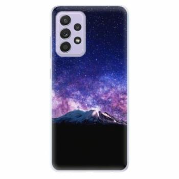 Odolné silikonové pouzdro iSaprio - Milky Way - Samsung Galaxy A52/A52 5G