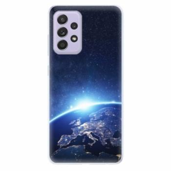 Odolné silikonové pouzdro iSaprio - Earth at Night - Samsung Galaxy A52/A52 5G