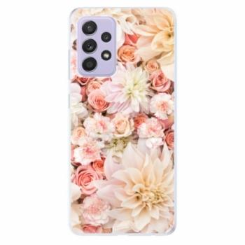 Odolné silikonové pouzdro iSaprio - Flower Pattern 06 - Samsung Galaxy A52/A52 5G