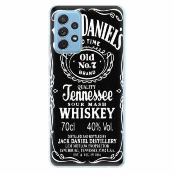Odolné silikonové pouzdro iSaprio - Jack Daniels - Samsung Galaxy A72